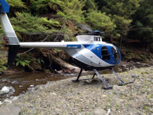 Hughes 500D Helicopter - Heli-Hire Limited Fleet